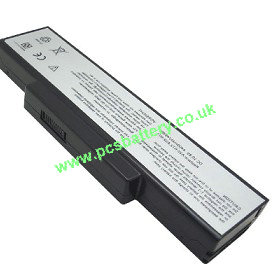 Asus A72F battery